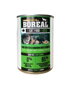 Boréal Canned Cat Food - Cobb Chicken & Canadian Duck