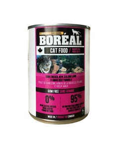 Boréal Canned Cat Food - Cobb Chicken, New Zealand Lamb & Angus Beef