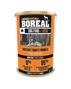 Boréal Canned Dog Food - Canadian Heritage Turkey