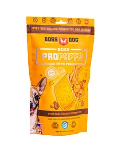Boss Dog Boss Propuffs for Dogs - Peanut Butter Flavor