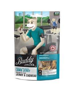 Buddy Jacks Jerky Dog Treats - Lamb Jerky