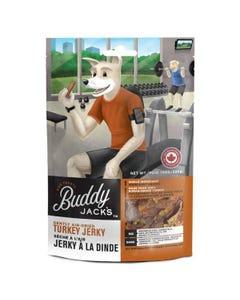 Buddy Jacks Jerky Dog Treats - Turkey Jerky