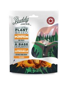Buddy Jacks Gently Air-Dried Plant Based Dog Treats - Pumpkin