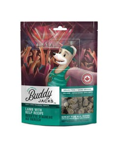 Buddy Jacks Soft and Chewy Dog Treats - Lamb with Kelp Recipe