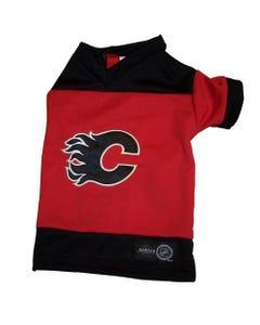 NHL Dog Jersey - Calgary Flames