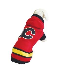 NHL Dog Sweater - Calgary Flames