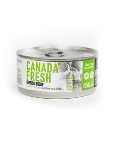 Pet Kind Canada Fresh Cat Canned Food - Beef