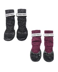 Canada Pooch Secure Sock Boots