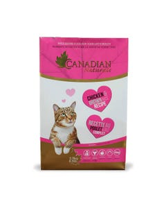 Canadian Naturals Cat Food - Chicken & Brown Rice