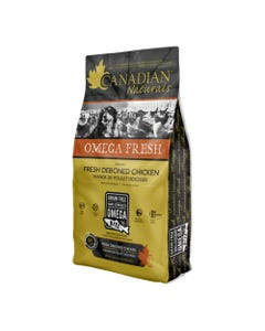 Canadian Naturals Omega Fresh with Fresh Deboned Chicken Recipe