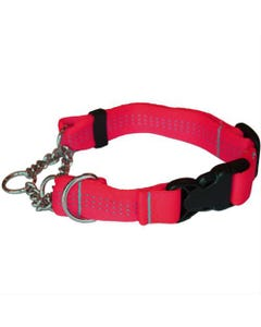 Canine Equipment Technika Quick-Release Martingale Collar - Red