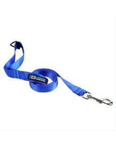 Canine Equipment Technika Traffic Leash - Blue