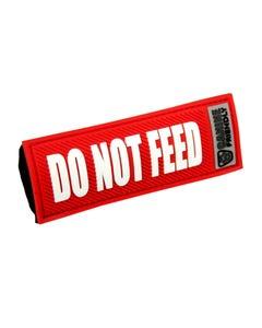 Canine Friendly Bark Notes - Do Not Feed
