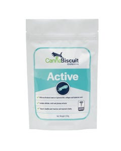 CannaBiscuit Active Dog Chews