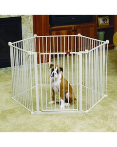 Carlson Convertible Pet Yard
