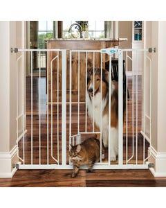 Carlson Extra Tall Walk Through Pet Gate