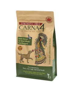Carna4 Hand Crafted Dog Food - Duck