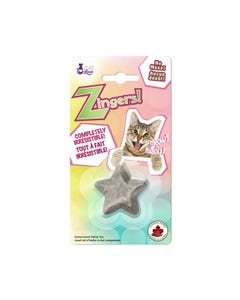 Cat Love Zingers! Star Shape