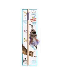 Go Cat Feathered Mouse Cat Lures