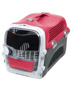 Catit Cabrio Pet Carrier - Cherry Red