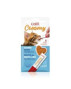 Catit Creamy - Seafood Flavor