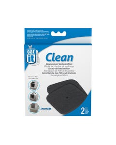 Catit Hooded Cat Pan Recplacement Carbon Filters