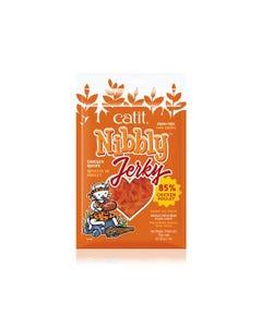 Catit Nibbly Jerky Cat Treats - Chicken Recipe