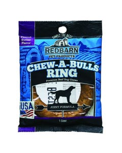 Red Barn Chew-a-Bulls Ring - Joint Formula