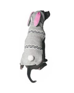 Chilly Dog - Bunny Hoodie Dog Sweater