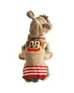 Chilly Dog - Monkey Hoodie Dog Sweater