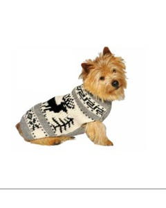 Chilly Dog - Reindeer Dog Sweater