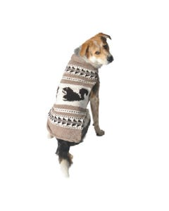 Chilly Dog - Squirrel Dog Sweater