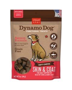 Cloud Star Dynamo Dog Skin & Coat - Salmon