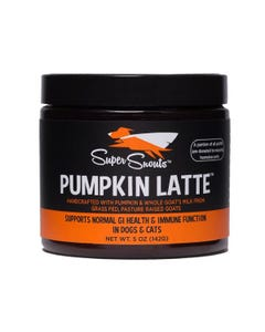 Diggin' Your Dog Super Snouts - Pumpkin Latte Supplement