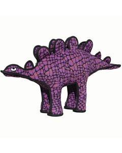 Tuffy's Dog Toy - Dinosaur - Stegosaurus