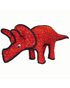 Tuffy's Dog Toy - Dinosaur - Triceratops