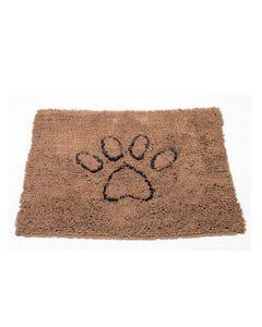 Dog Gone Smart Dirty Dog Doormat - Brown