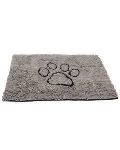 Dog Gone Smart Dirty Dog Doormat - Gray
