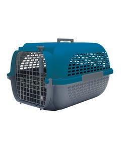 Dogit Voyageur Blue/Charcoal Dog Carrier