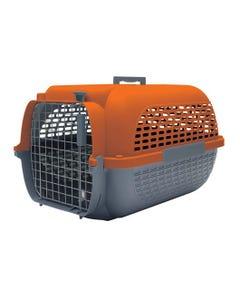 Dogit Voyageur Orange/Charcoal Dog Carrier