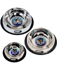 Dogit Stainless Steel Non-Spill Dog Dish