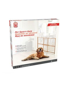 Dogit Pet Safety Gate - Wire Mesh
