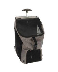 Dogit Explorer Soft Carrier 2-in-1 Wheeled Carrier/Backpack