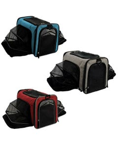 Dogit Explorer Soft Carrier Expandable Carry Bag
