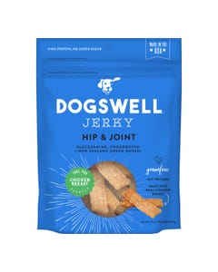 Dogswell Hip & Joint Chicken Jerky Dog Treat