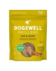 Dogswell Hip & Joint Chicken Grillers Dog Treat
