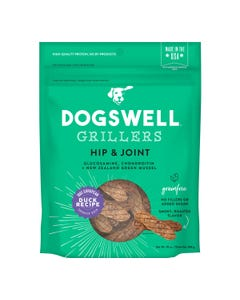 Dogswell Hip & Joint Duck Grillers Dog Treat