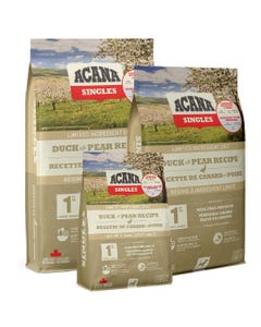 Acana Singles Limited Ingredient Diet - Duck with Pear Recipe