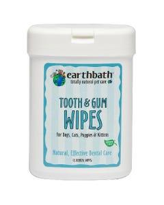 Earthbath Tooth & Gum Wipes