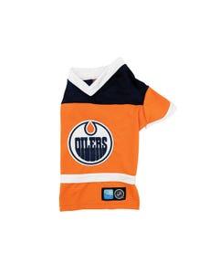 NHL Dog Jersey - Edmonton Oilers